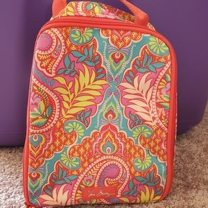 Vera Bradley Insulated Lunch Tote Bag